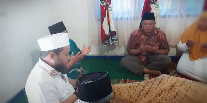 Walikota dan Wawali Kunjungi Rumah Duka Imam Masjid Nurul Huda