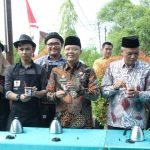 Gubernur Rohidin Branding Kopi Bengkulu