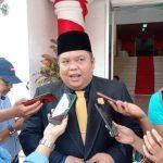 ketua DPD II kabupaten kepahiang Andrian defandra, SE,MSI.