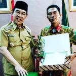 Buapti Rejang Lebong Dr. H. Ahmad Hijazi