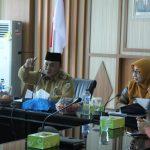 Sekretaris Daerah Provinsi Bengkulu Nopian Andusti