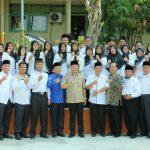 Gubernur Bengkulu Kukuhkan 500 Sahabat Tagana