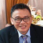 Kepala dinas pendidikan kabupaten Bengkulu Utara Dr.Agus Haryanto,