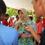 Anggota Komite II DPD RI Hj Riri Damayanti John Latief