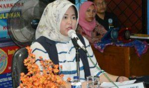 Senator Riri Damayanti