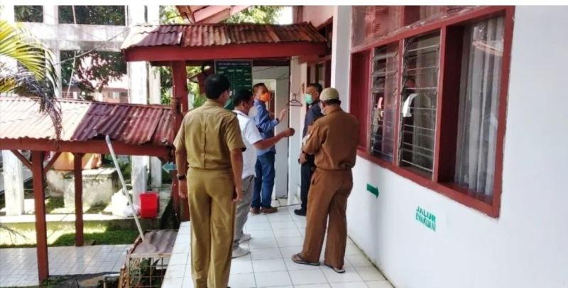 Komisi III DPRD Provinsi Beri Dukungan Nakes Lawan Covid-19 3