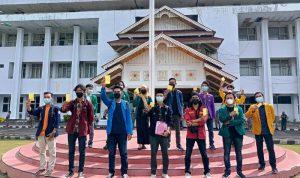 BBM Mahal, Mahasiswa Nyatakan Mosi Tidak Percaya dan Kartu Kuning Gubernur