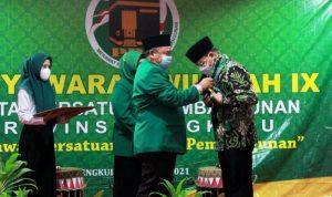 Muswil IX DPW PPP Bengkulu, Gubernur Rohidin Ajak Semua Elemen Politik Jaga Demokrasi